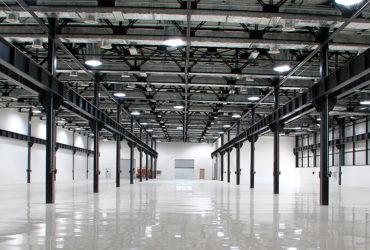 Regularização de galpões industriais, logísticos e comerciais